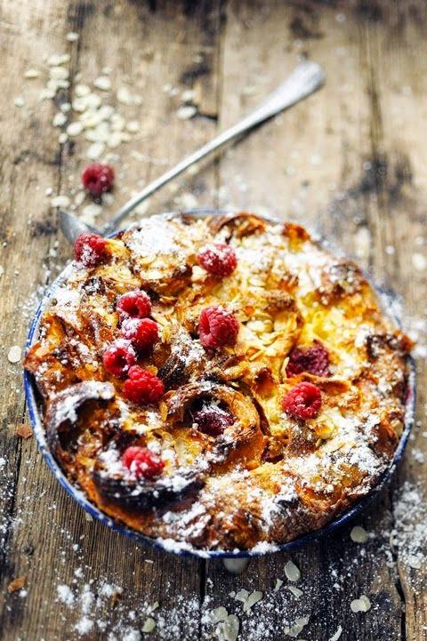 apple-raspberry-croissant-cake