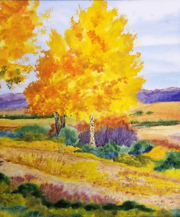 Roberta-Parry-New-Mexico-Aspens-in-Autumn