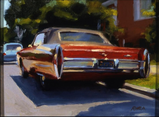 RED-caddy