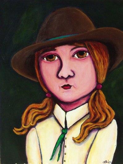 O'Brien-the-shy-cowgirl
