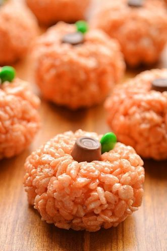 Pumpkin-Rice-Krispies
